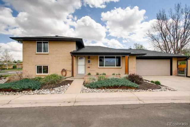 3990 Jay Street, Wheat Ridge, CO 80033 (#9958000) :: House Hunters Colorado
