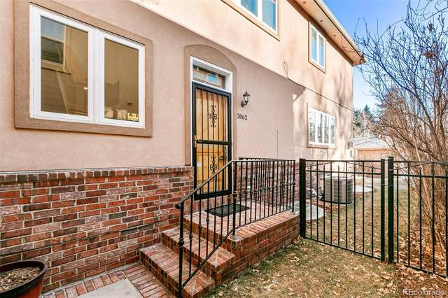2062 S Clayton Street, Denver, CO 80210 (#9958082) :: Berkshire Hathaway HomeServices Innovative Real Estate