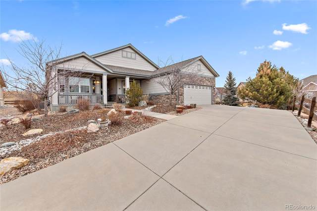 21867 E Otero Place, Aurora, CO 80016 (#9958219) :: The Gilbert Group