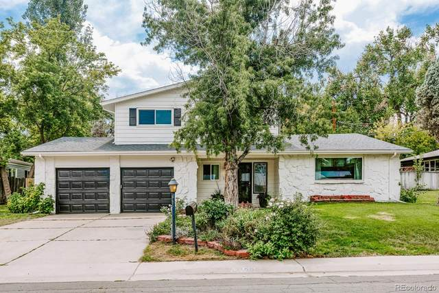 13100 W 30th Drive, Golden, CO 80401 (#9958264) :: The Margolis Team