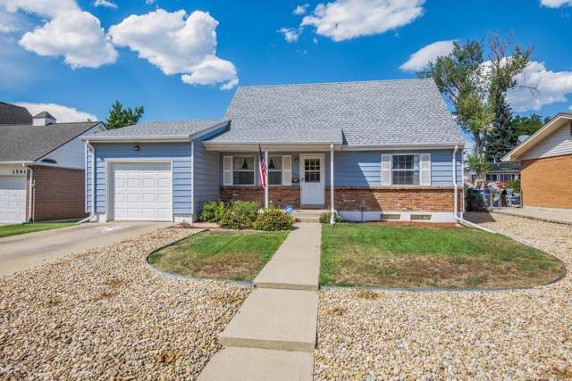 3571 W 94th Avenue, Westminster, CO 80031 (MLS #9958866) :: 8z Real Estate