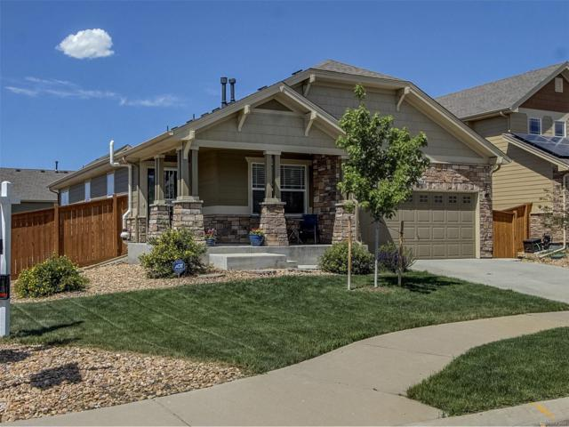 25445 E 4th Place, Aurora, CO 80018 (#9958970) :: The Peak Properties Group