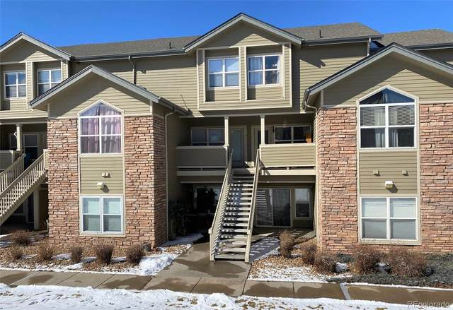 3238 S Yampa Way H, Aurora, CO 80013 (#9959398) :: The HomeSmiths Team - Keller Williams