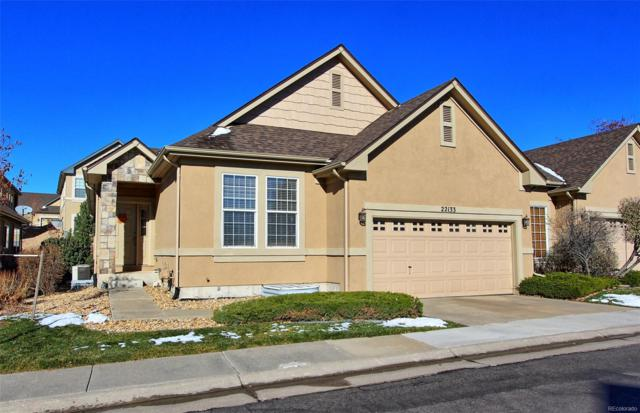 22133 E Calhoun Place, Aurora, CO 80016 (#9959450) :: Bring Home Denver