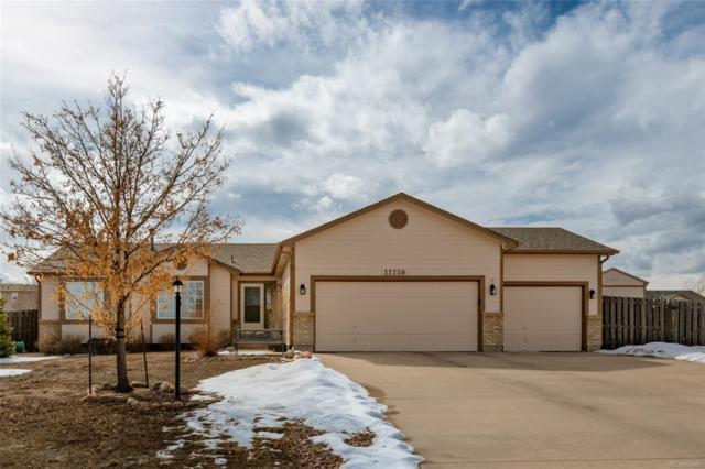 11250 Palmers Green Drive, Peyton, CO 80831 (#9959986) :: Compass Colorado Realty