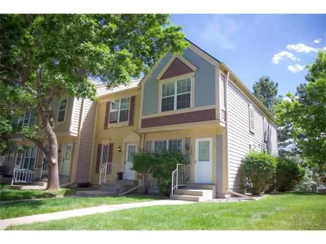 10490 W Dartmouth Avenue, Lakewood, CO 80227 (MLS #9960309) :: 8z Real Estate