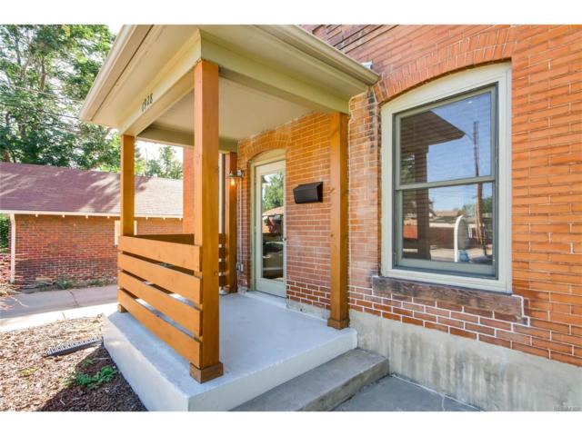 1928 W 40th Avenue, Denver, CO 80211 (#9960408) :: The Pete Cook Home Group