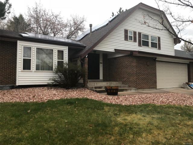 7833 S Newland Street, Littleton, CO 80128 (#9960587) :: Colorado Team Real Estate