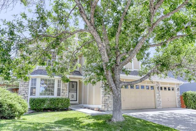 9676 Lameria Drive, Highlands Ranch, CO 80130 (#9960641) :: The Gilbert Group