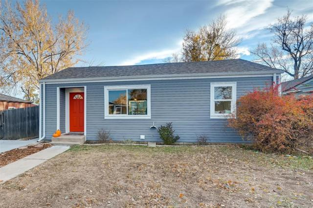 1860 W 51st Avenue, Denver, CO 80221 (#9960696) :: The City and Mountains Group