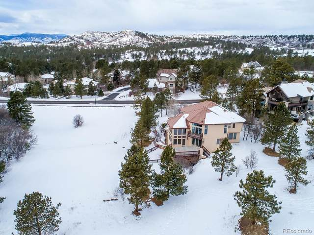 946 Country Club Parkway, Castle Rock, CO 80108 (MLS #9960870) :: 8z Real Estate