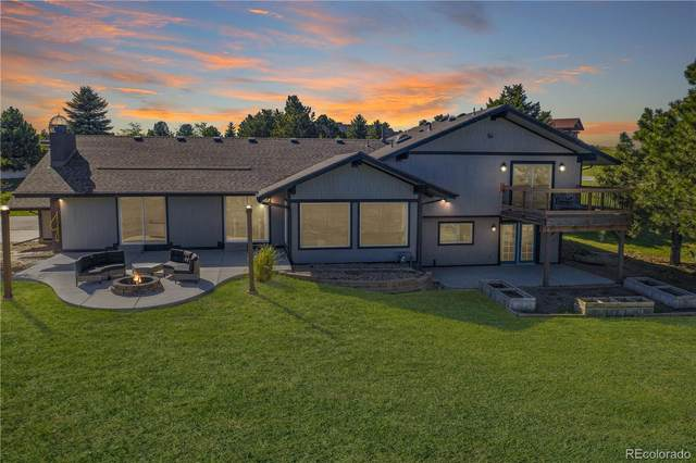 5721 E Valley Hi Drive, Parker, CO 80138 (#9960904) :: HomeSmart Realty Group