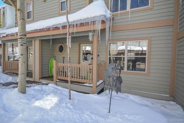 257 Huron Road E24, Breckenridge, CO 80424 (#9960916) :: Colorado Home Finder Realty