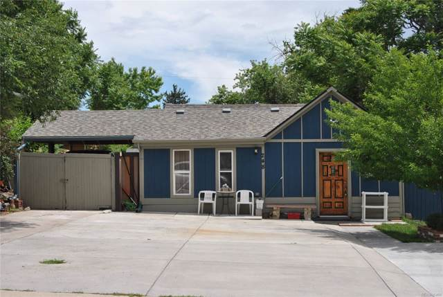 248 Newton Street, Denver, CO 80219 (#9961073) :: Compass Colorado Realty