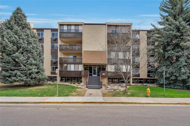 6980 E Girard Avenue #101, Denver, CO 80224 (MLS #9961105) :: Keller Williams Realty