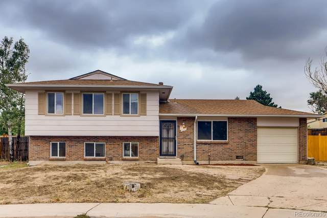 16205 E Utah Place, Aurora, CO 80017 (#9961178) :: Arnie Stein Team | RE/MAX Masters Millennium