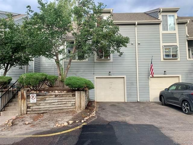 13648 E Evans Avenue, Aurora, CO 80014 (MLS #9961211) :: 8z Real Estate