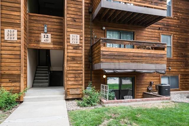 429 Wright Street #110, Lakewood, CO 80228 (#9961212) :: Relevate   Denver