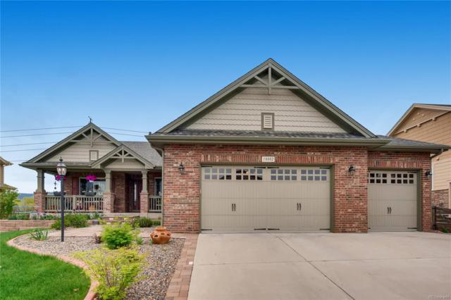 18082 W 77th Drive, Arvada, CO 80007 (MLS #9961432) :: 8z Real Estate
