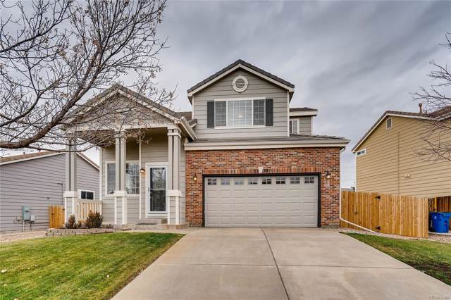 5239 S Sicily Street, Aurora, CO 80015 (#9961575) :: The Dixon Group