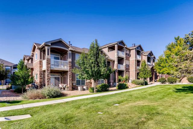 7440 S Blackhawk Street #208, Englewood, CO 80112 (#9962586) :: The Heyl Group at Keller Williams