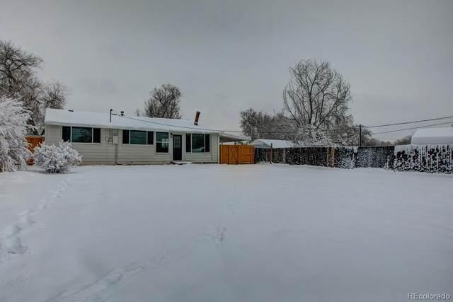 280 Del Norte Street, Denver, CO 80221 (#9962829) :: Re/Max Structure