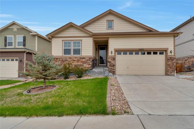 25005 E Pinewood Place, Aurora, CO 80016 (MLS #9963077) :: 8z Real Estate