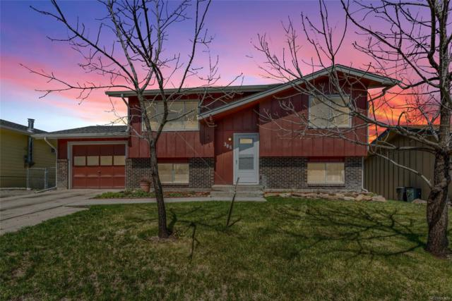 305 N 4th Street, La Salle, CO 80645 (#9963105) :: The Tamborra Team
