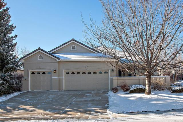 9559 Brook Hill Lane, Lone Tree, CO 80124 (#9963618) :: James Crocker Team
