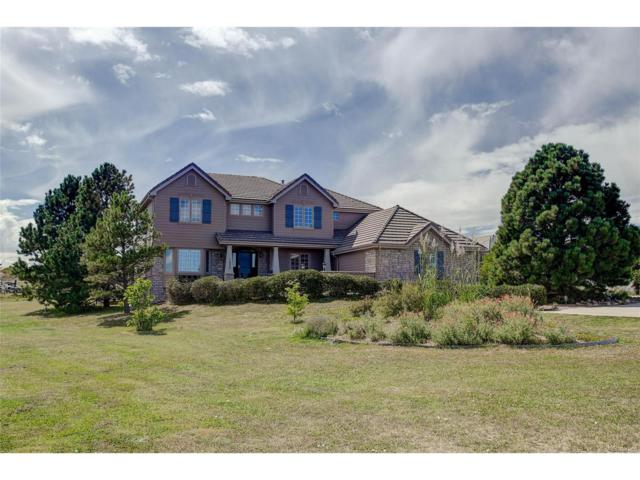 1656 Diamond Ridge Circle, Castle Rock, CO 80108 (MLS #9963639) :: 8z Real Estate