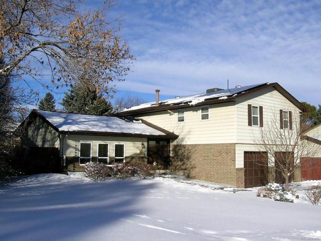 6137 S Locust Street, Centennial, CO 80111 (#9963775) :: The Griffith Home Team