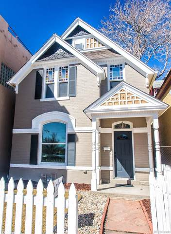 2809 Welton Street, Denver, CO 80205 (#9964233) :: iHomes Colorado
