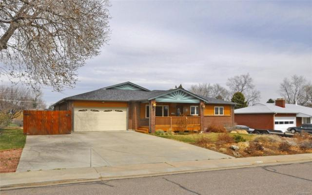 12293 W Tennessee Place, Lakewood, CO 80228 (#9964259) :: The Peak Properties Group