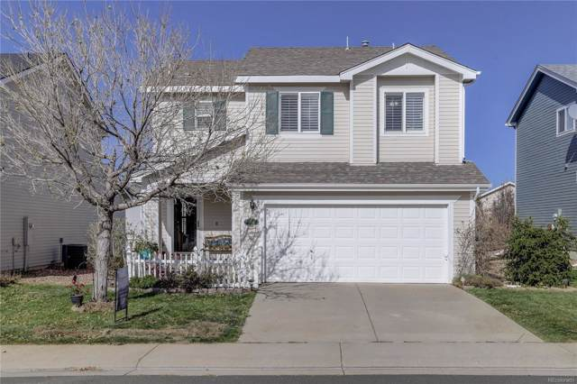 7346 Marmot Ridge Place, Littleton, CO 80125 (#9964603) :: Berkshire Hathaway Elevated Living Real Estate