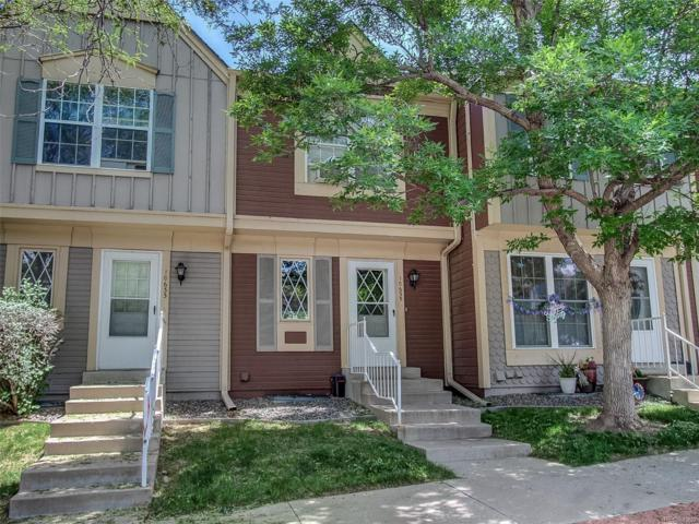 10635 W Dartmouth Avenue, Lakewood, CO 80227 (#9964734) :: Wisdom Real Estate