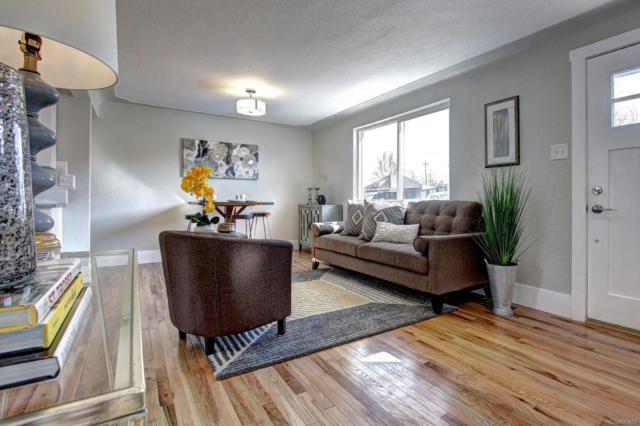 1023 Newton Street, Denver, CO 80204 (#9965180) :: The Peak Properties Group