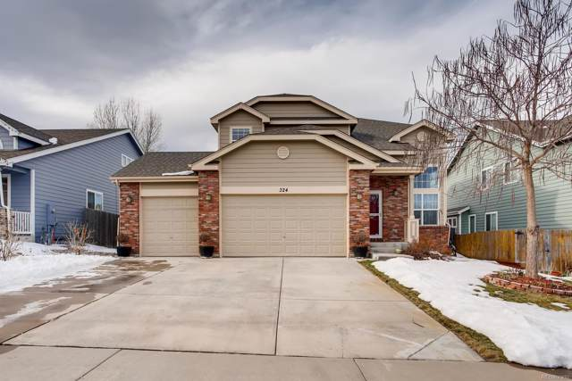 324 Fossil Drive, Johnstown, CO 80534 (#9965220) :: Wisdom Real Estate