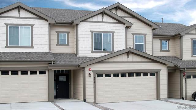 831 Marine Corps Drive, Monument, CO 80132 (#9965551) :: West + Main Homes