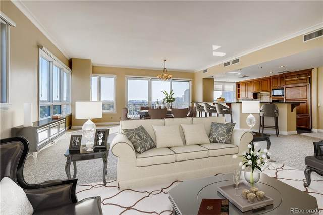 400 E 3rd Avenue #801, Denver, CO 80203 (#9965646) :: The Gilbert Group