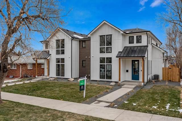 2247 Harlan Street, Edgewater, CO 80214 (MLS #9966185) :: 8z Real Estate