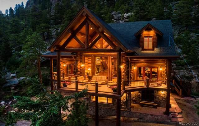 285 Alpine Drive, Estes Park, CO 80517 (#9966469) :: The Griffith Home Team