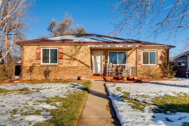 3976 S Cherokee Street, Englewood, CO 80110 (#9966480) :: Bring Home Denver