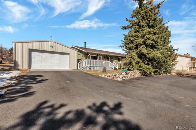 551 S Paddock Street, Elizabeth, CO 80107 (MLS #9966524) :: 8z Real Estate