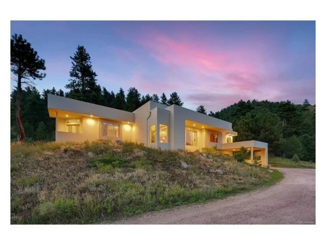 5858 S Turkey Creek Road, Morrison, CO 80465 (MLS #9966805) :: 8z Real Estate