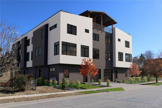 3310 S Pearl Street C, Englewood, CO 80113 (#9967135) :: The Dixon Group