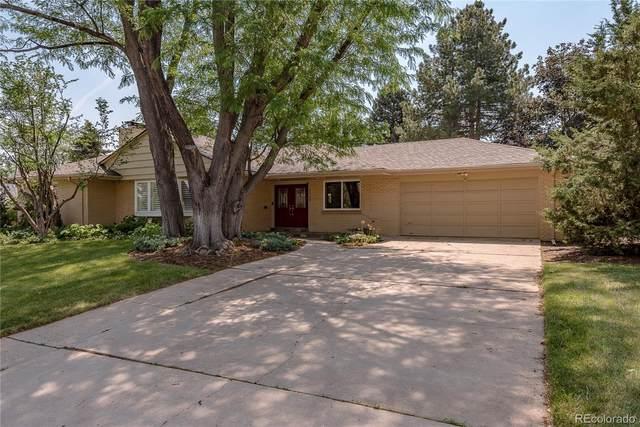 3736 S Forest Way, Denver, CO 80237 (MLS #9967245) :: 8z Real Estate
