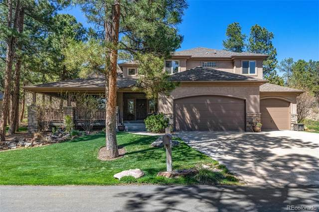 492 Tolland Drive, Castle Rock, CO 80108 (#9968133) :: The Gilbert Group
