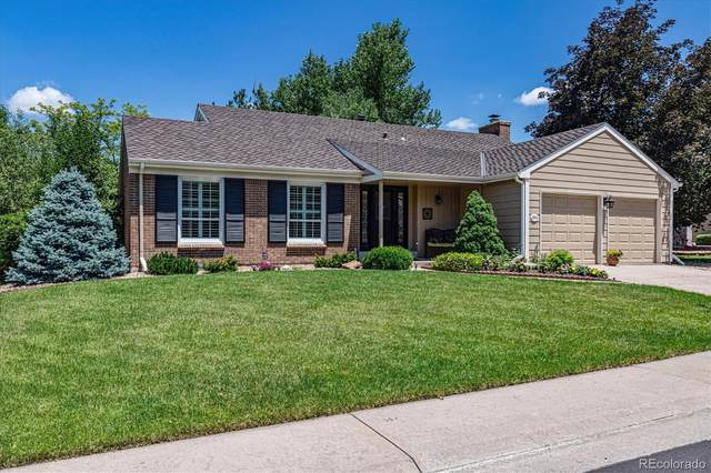 6984 S Olive Way, Centennial, CO 80112 (#9968192) :: Finch & Gable Real Estate Co.
