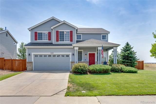 540 Elizabeth Street, Dacono, CO 80514 (MLS #9968694) :: Neuhaus Real Estate, Inc.
