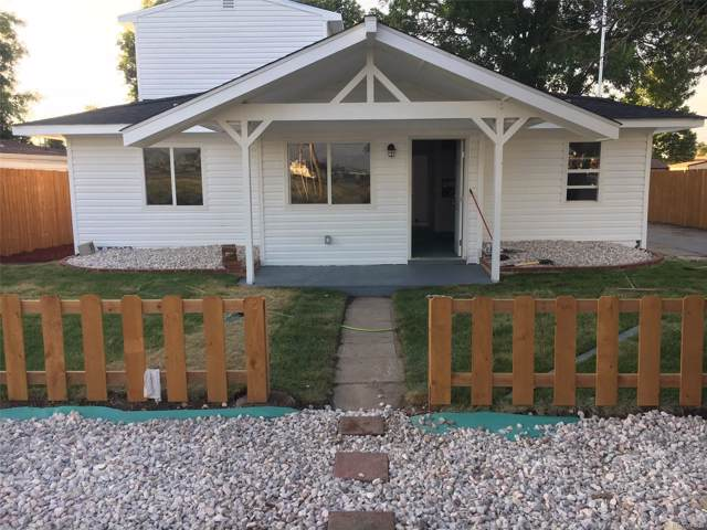 117 4th Street, Gilcrest, CO 80623 (MLS #9968926) :: Keller Williams Realty